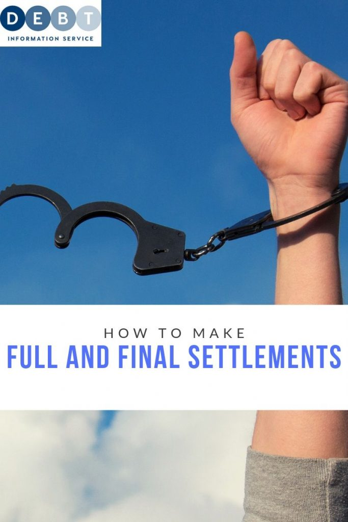 full and final settlements